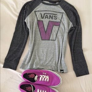 VANS OUTFIT 💜